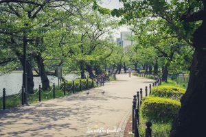 barrios de Tokio Ueno