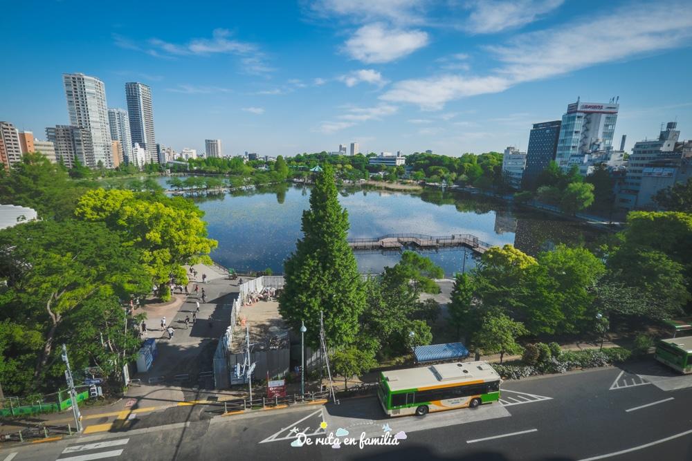 distrito de Ueno