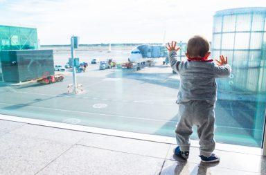 volar con un bebe