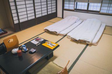 alojamiento japon