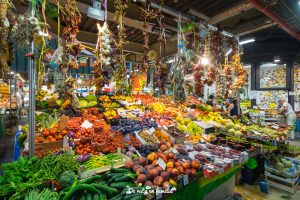 florencia en 2 dias mercado de San Lorenzo