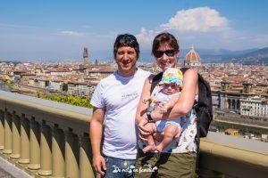florencia en 2 dies Piazzale Michelangelo