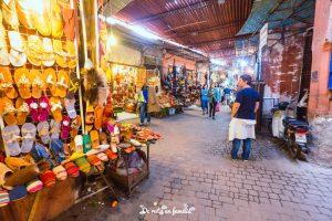guía para comprar en los zocos de marrakech