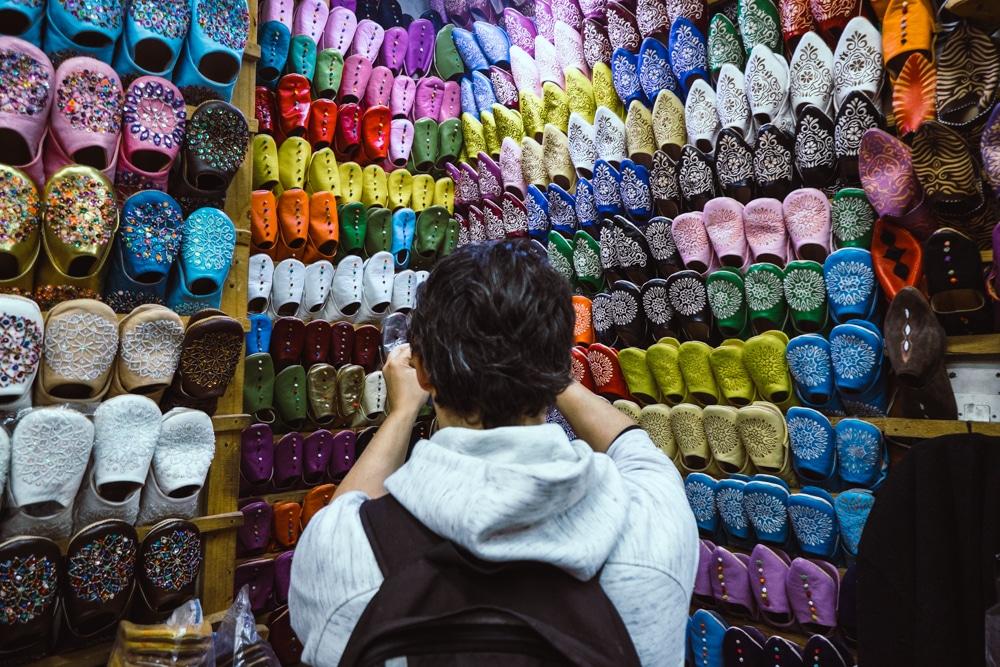 Guía y consejos para comprar en los zocos de Marrakech y no morir en el intento