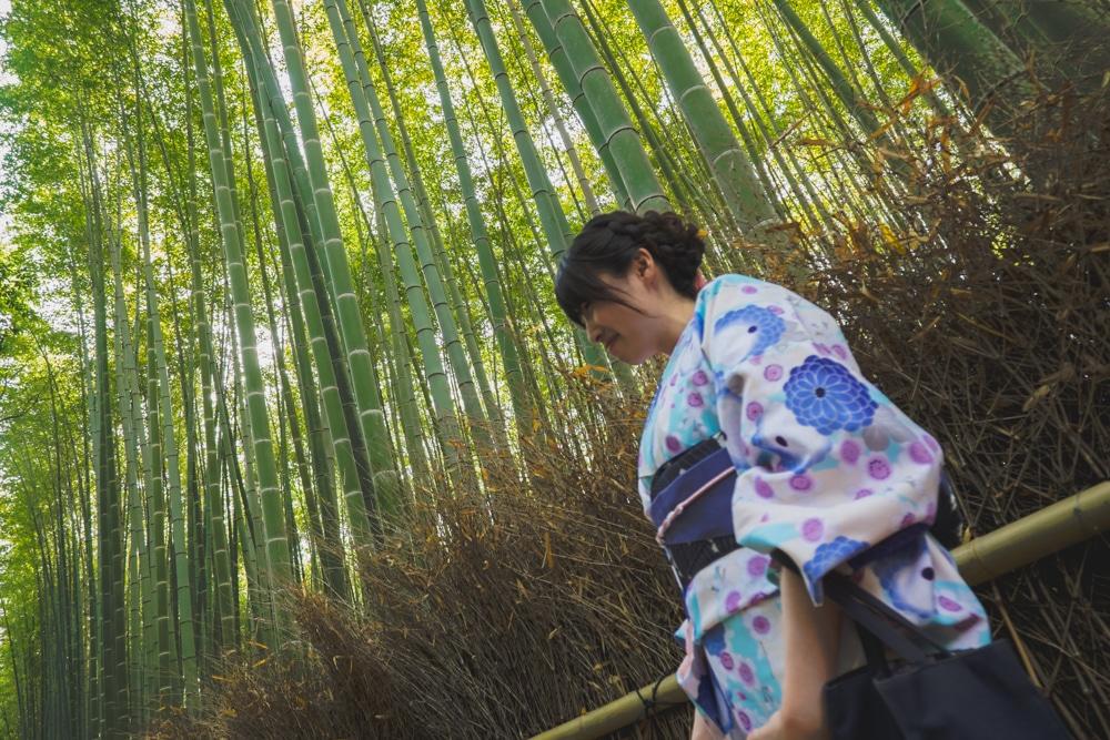 Cómo ir hasta el famoso bosque de bambú de Arashiyama de Kyoto