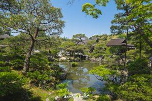 pabellón de plata kyoto