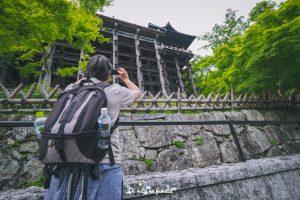 visitar Kiyomisu-dera