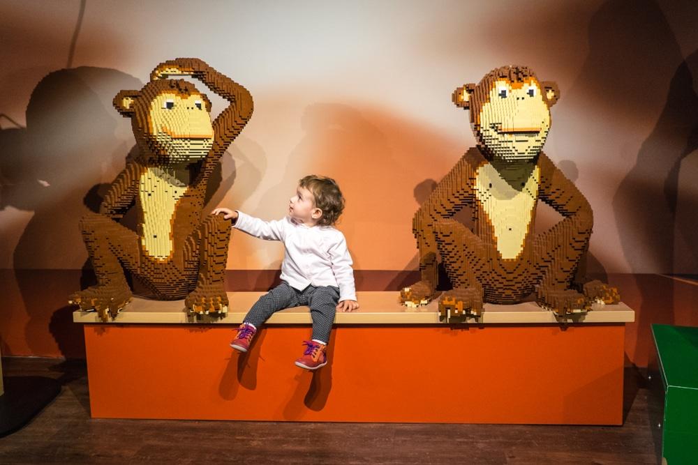 Visitar con niños el Legoland Discovery Center de Berlín