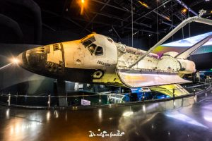 Visitar el Kennedy Space Center con un bebé
