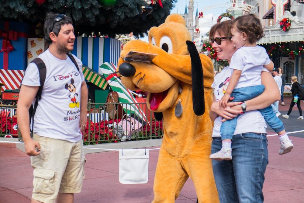 Volver a ser niños durante un día en Magic Kingdom Orlando