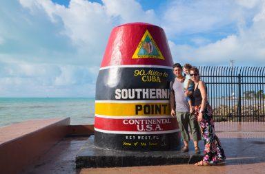 Ruta de 2 días por los Cayos de Florida