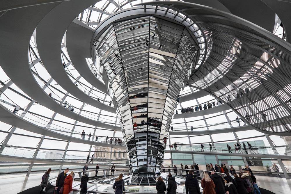 Cómo reservar entradas gratuitas para visitar la cúpula del Reichstag de Berlín