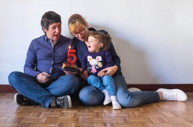 5 años De ruta en familia