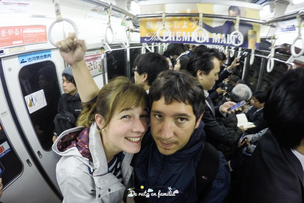 tokyo en 3 dias