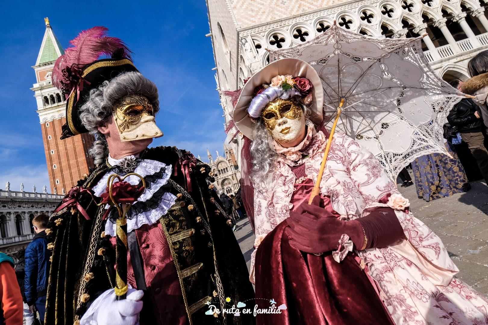 fechas del carnaval de venecia