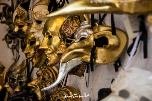 mascaras de venecia