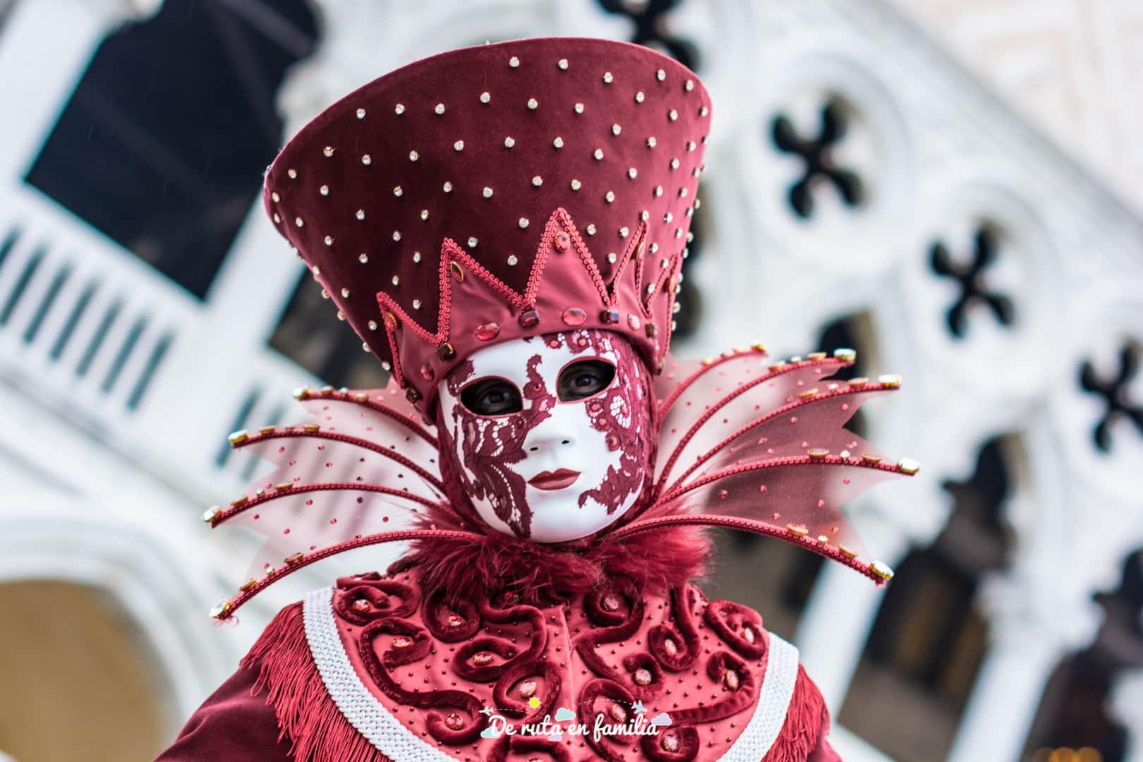 fotos del carnaval de venecia