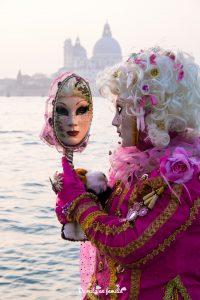 carnaval de venecia con niños