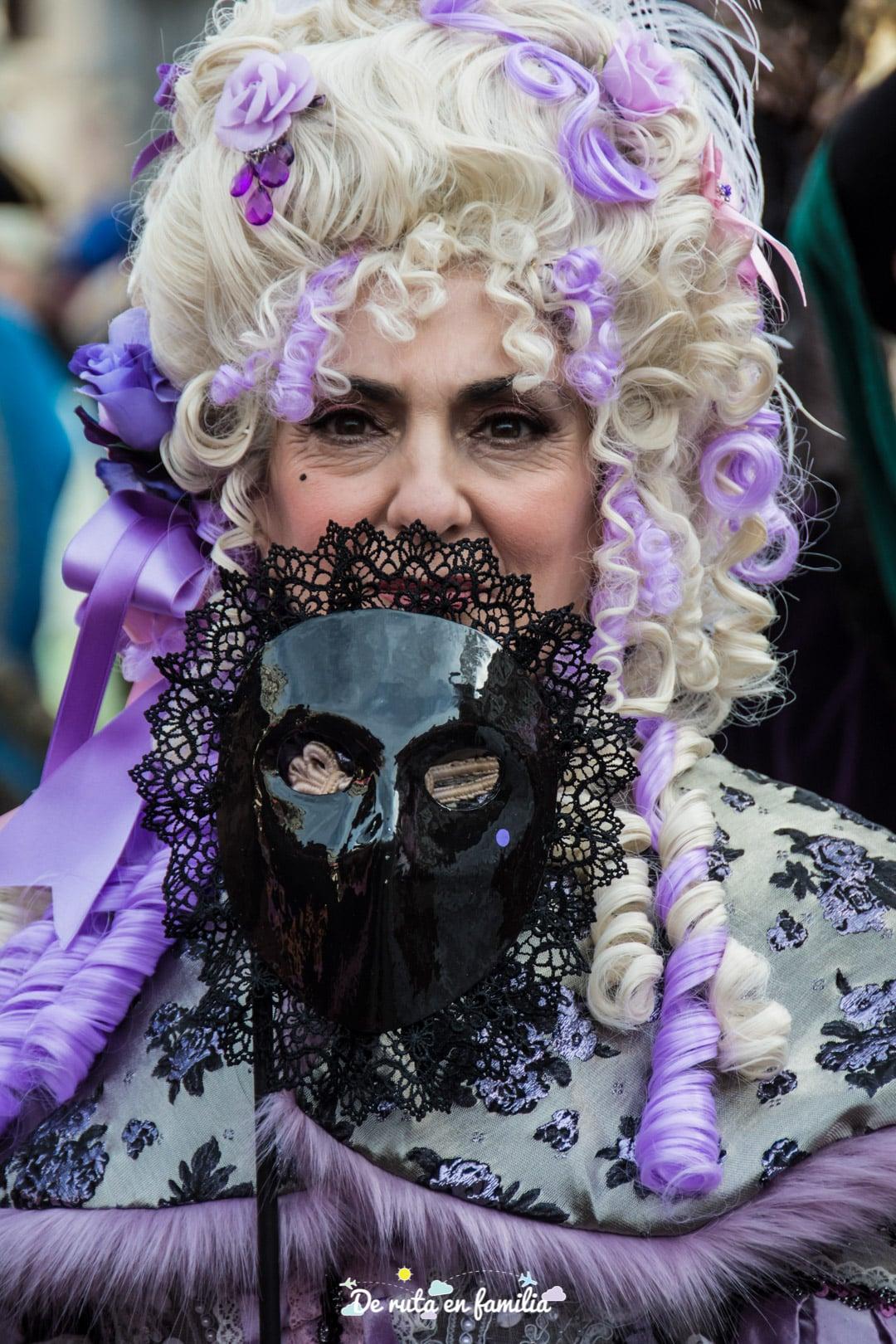 carnaval de venecia 2021