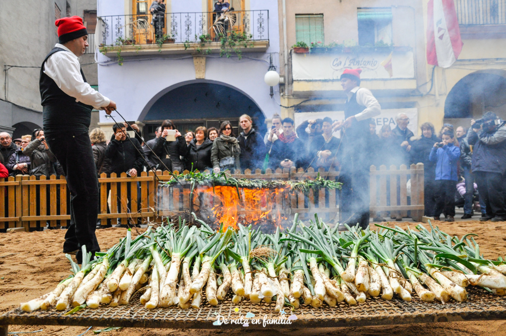 Gran Fiesta de la Calçotada de Valls