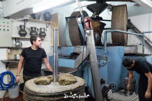 molino de aceite tradicional