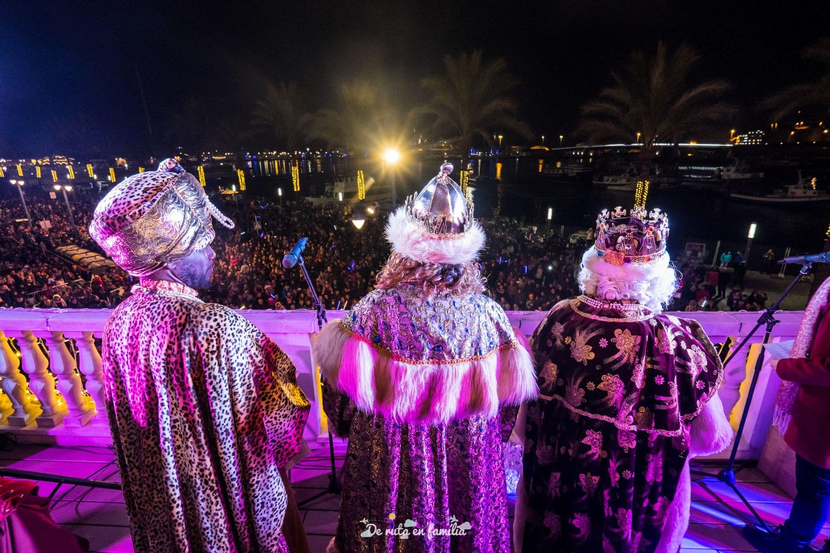 que hacer en tarragona tradiciones reyes magos navidad