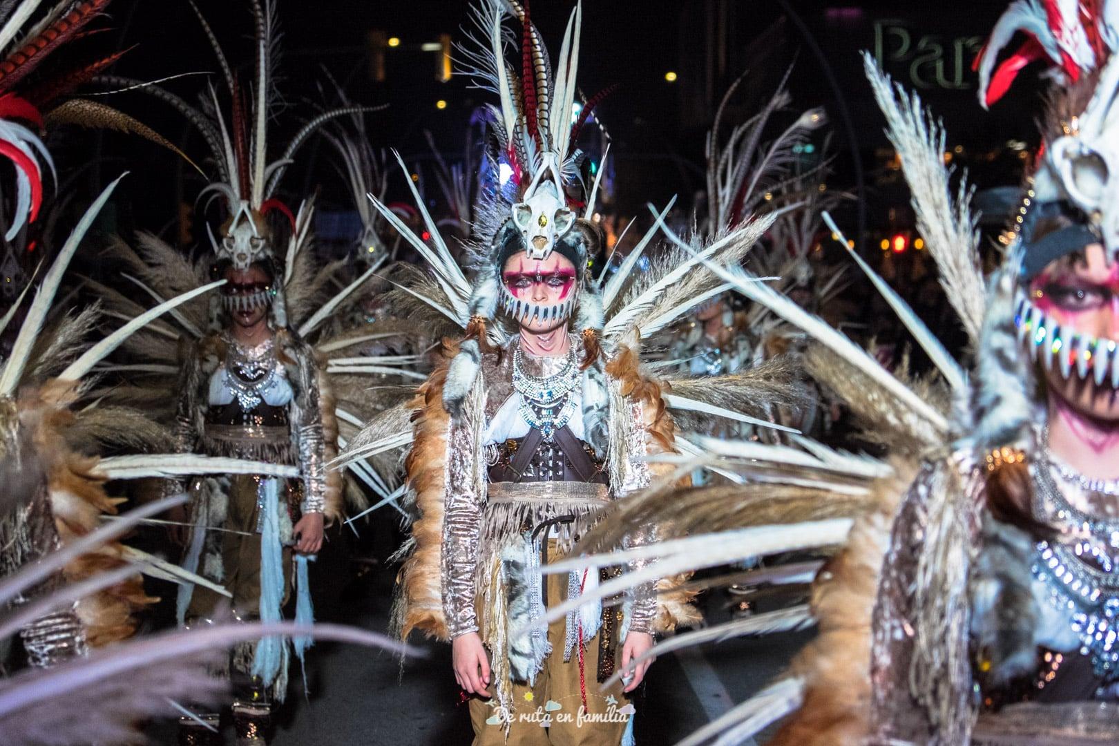 que hacer en tarragona tradiciones carnaval