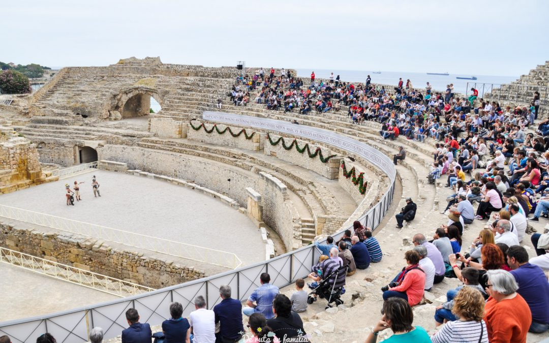 Qué hacer en Tarragona mes a mes. Fiestas y tradiciones