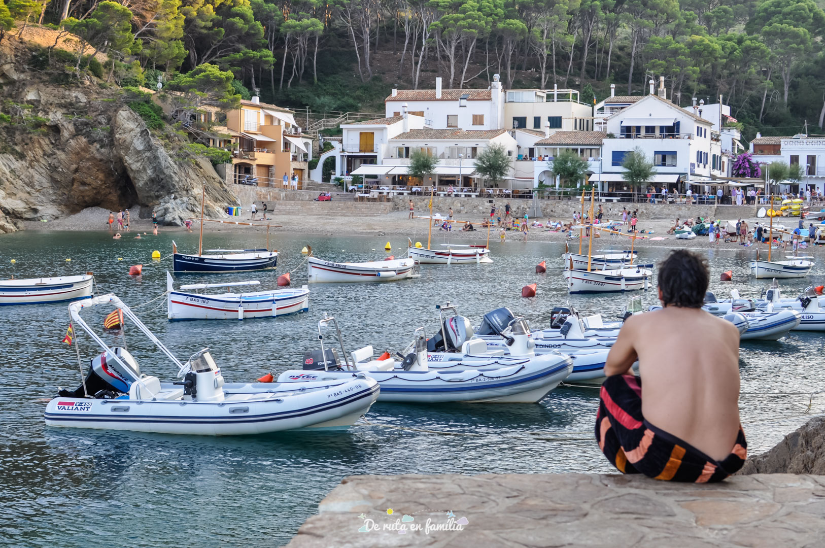 ruta por cataluña costa brava