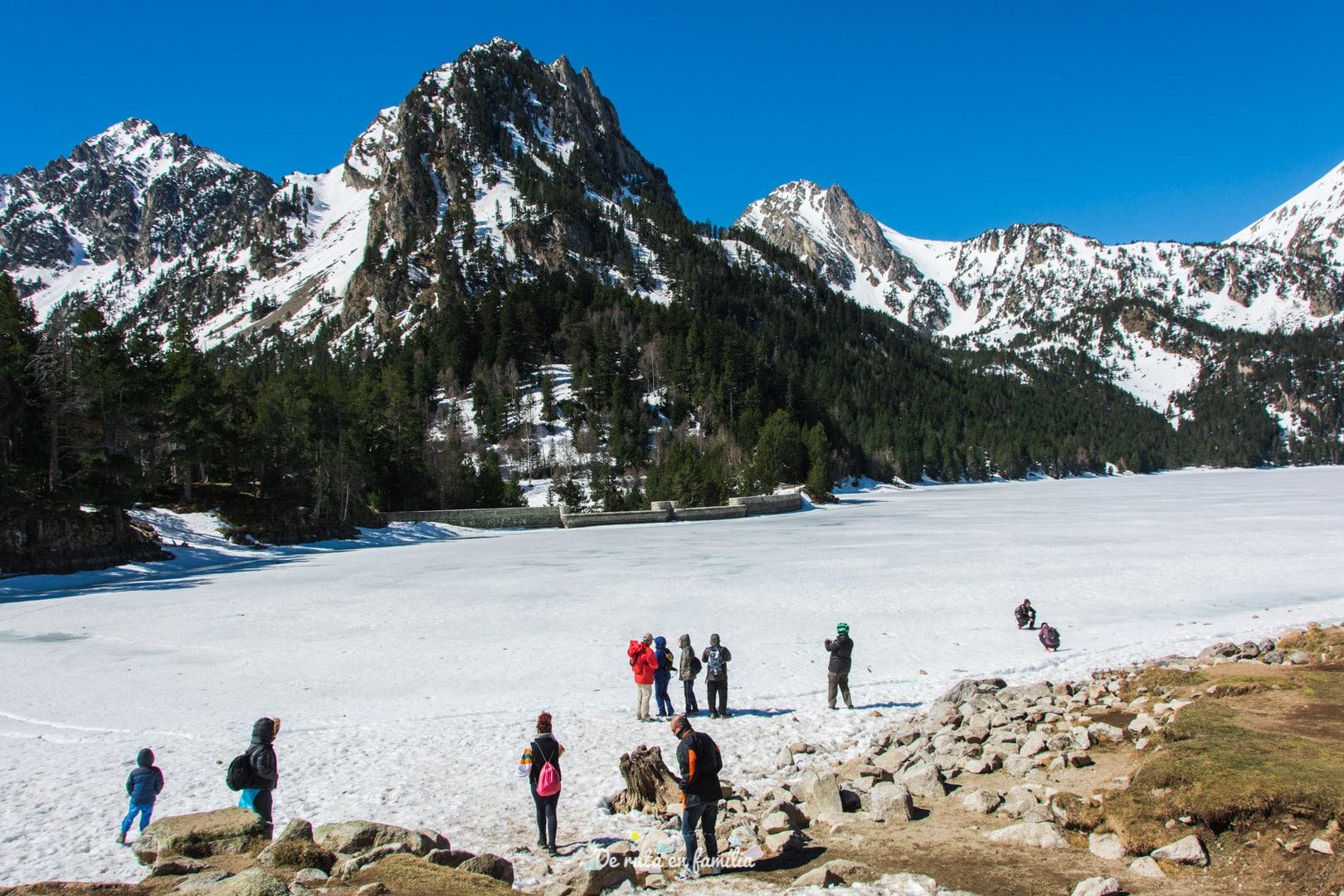 ruta por cataluña parque nacional aigüestortes