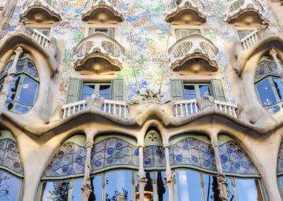 ruta por cataluña barcelona