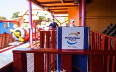 Visitar PortAventura en 2020, nuestra experiencia en época de coronavirus