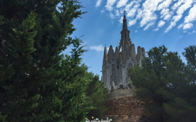 Visitar el santuario de la Mare de Déu de Montserrat de Montferri