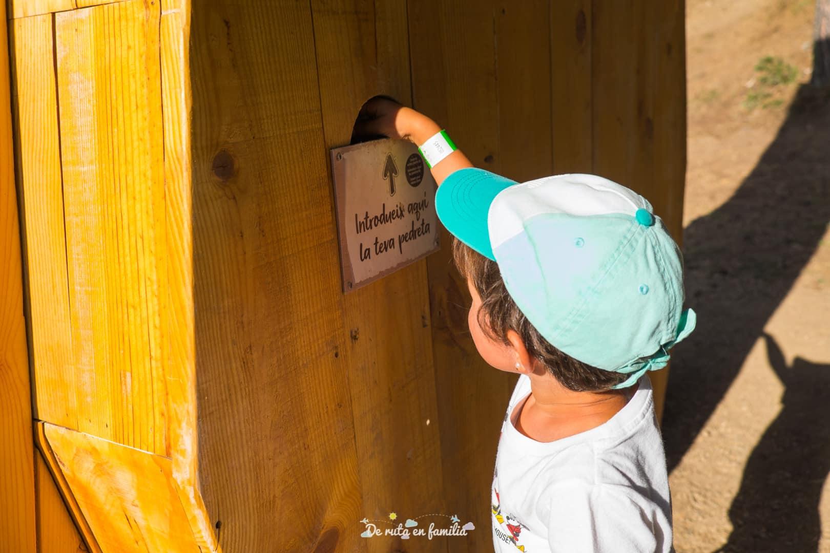 Encuentra el tamarro. Andorra con niños