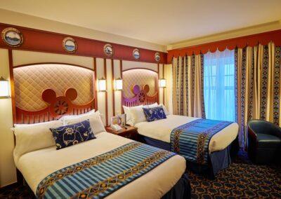 alojamiento en Disneyland París