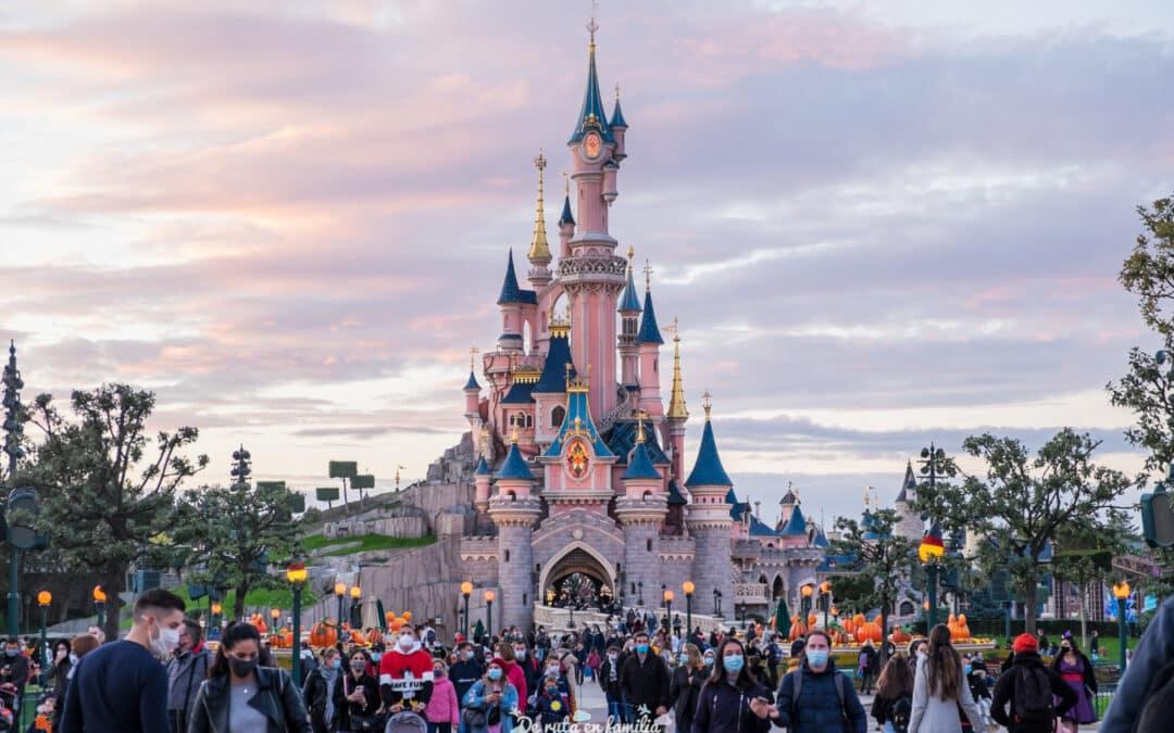 Visitar Disneyland® París en 2020, nuestra experiencia en época de coronavirus