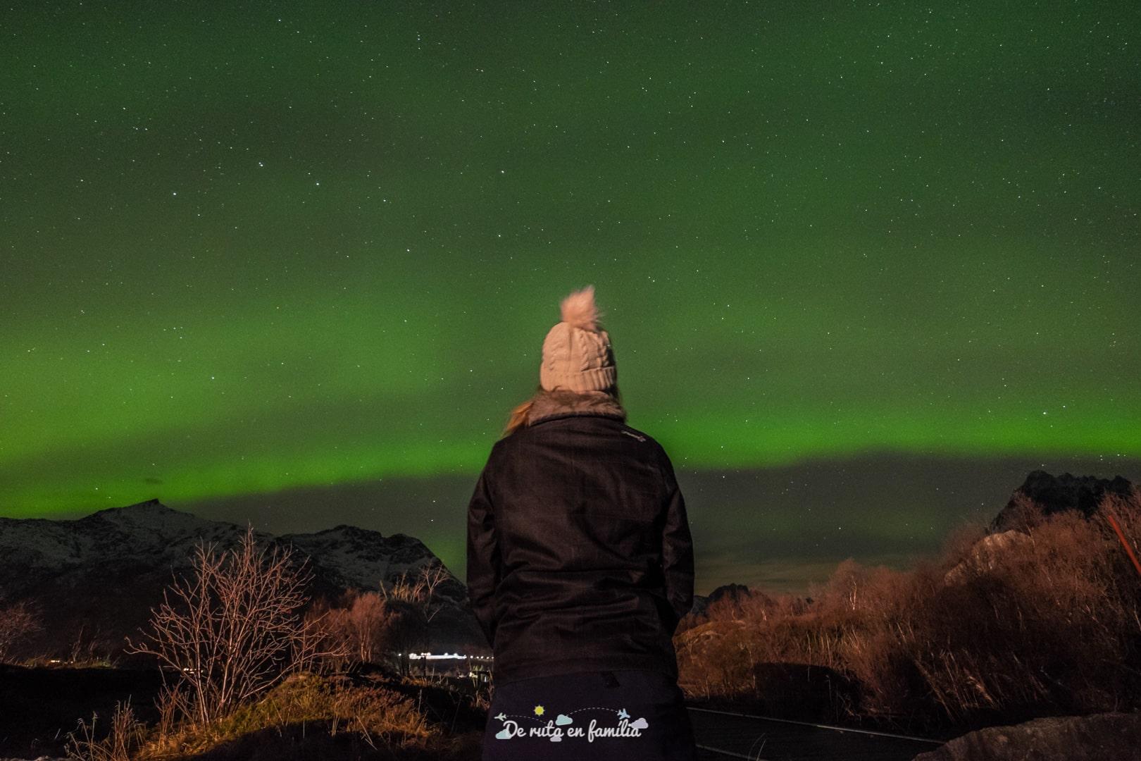 como fotografiar auroras boreales