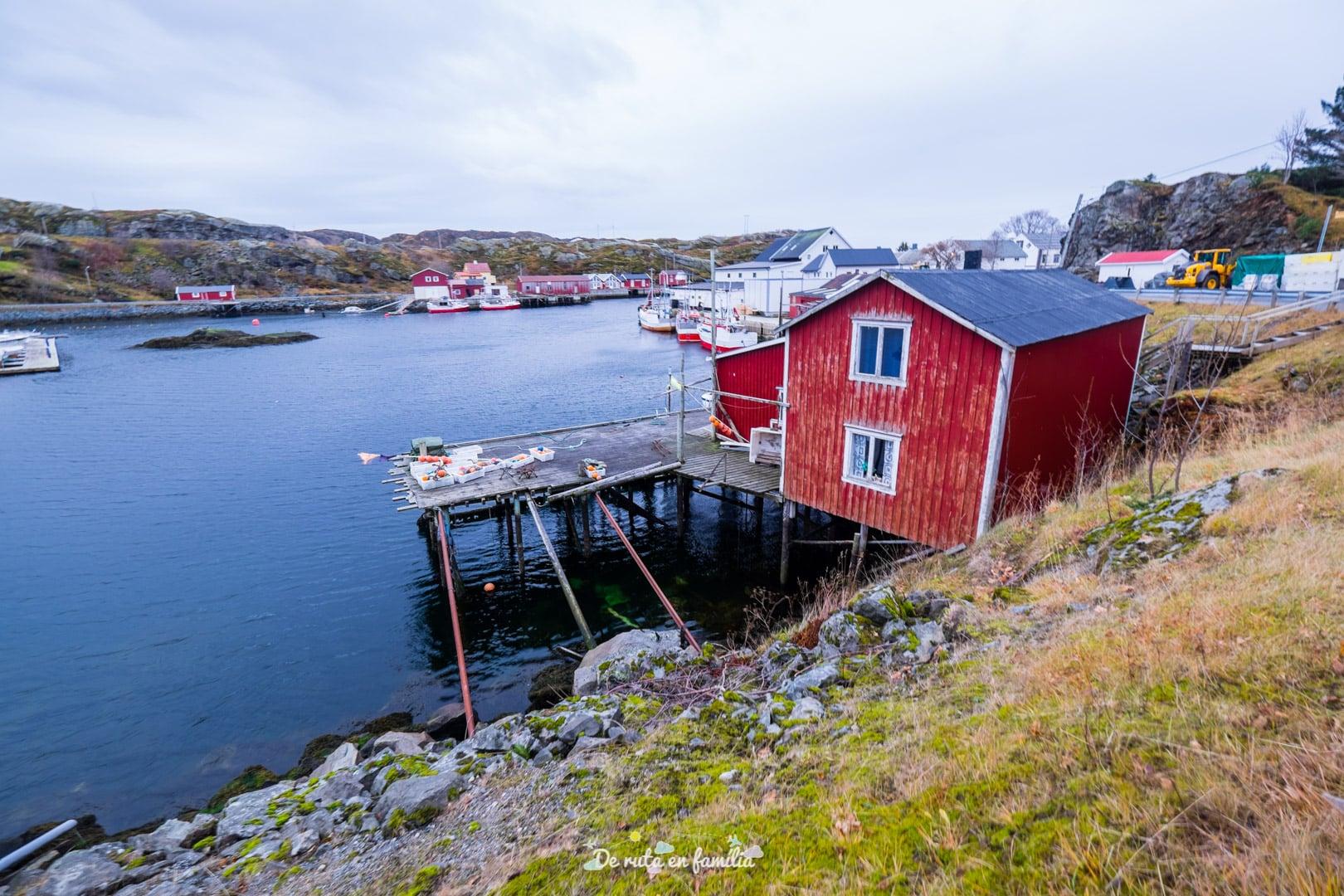 Los mejores pueblos de las islas Lofoten