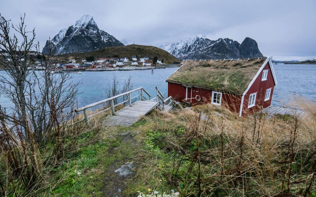 Los mejores pueblos y playas de las islas Lofoten