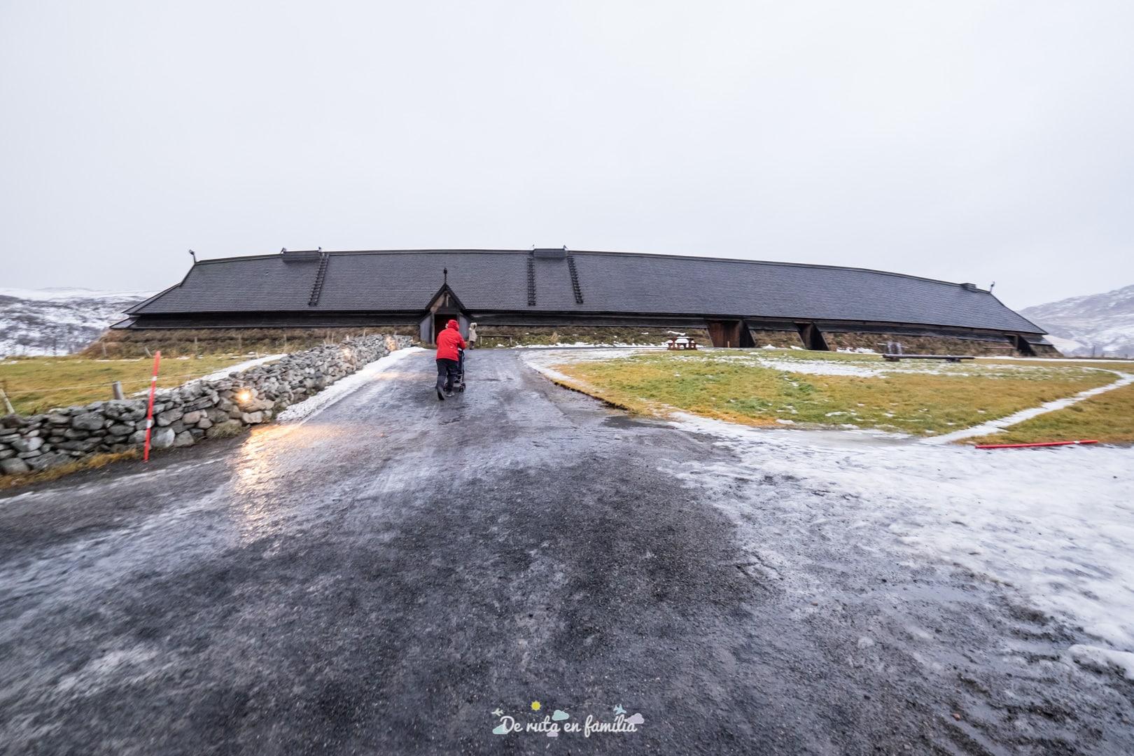 Museo Viking de las Islas Lofoten