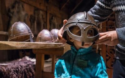 Visitar el Museo Vikingo de las Islas Lofoten