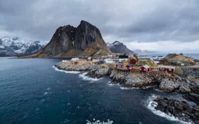 Guía completa para organizar un viaje a las islas Lofoten