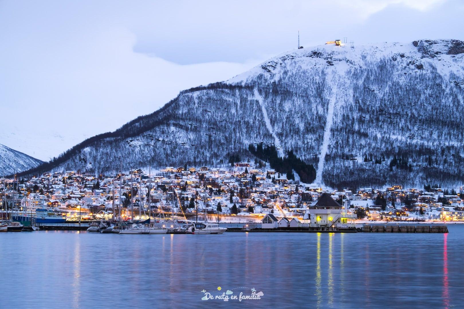 que hacer en Tromso