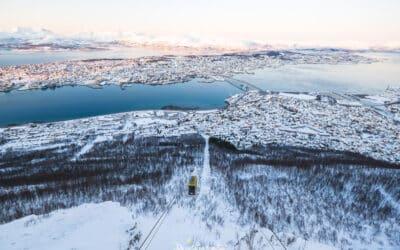 Qué ver y qué hacer en Tromsø, la capital de la Laponia noruega