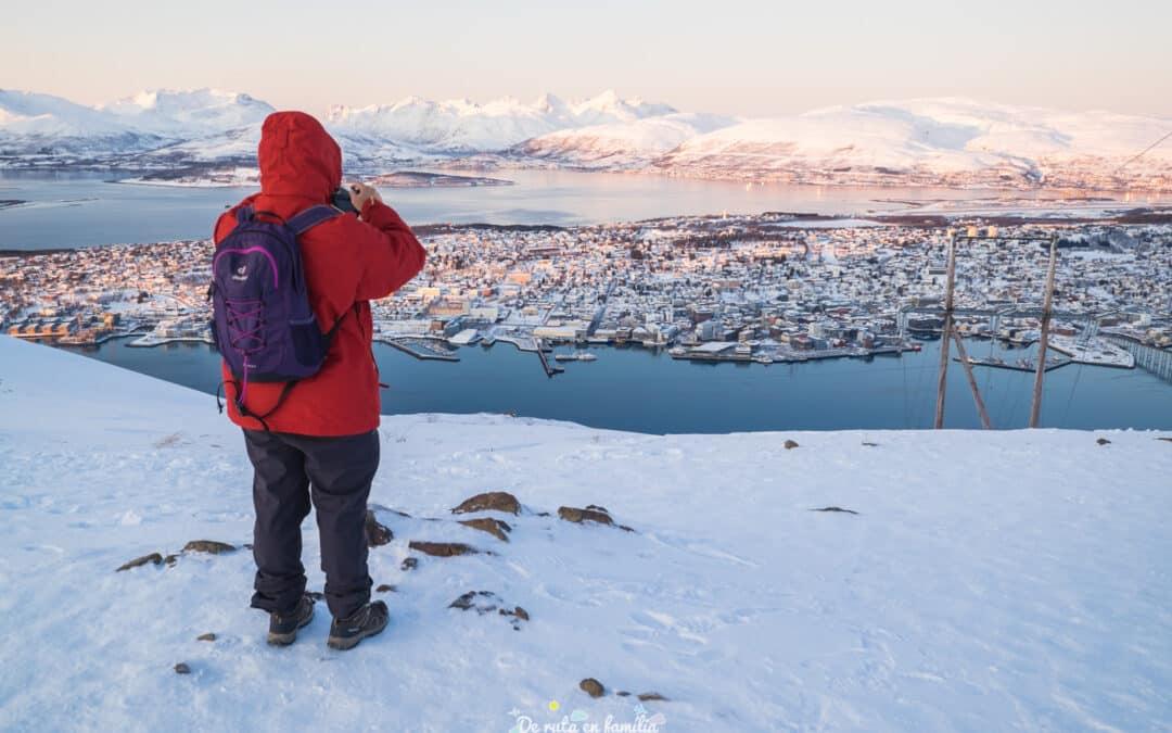Viajar a Tromsø. Las mejores excursiones y actividades en la capital del Ártico con niños