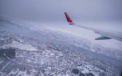 Cómo ir del aeropuerto de Tromsø al centro de la ciudad