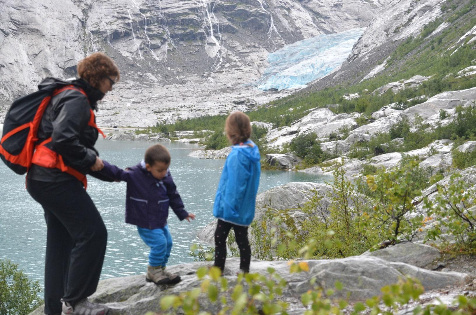viajar con niños este verano a noruega