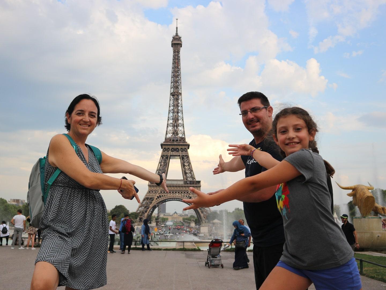 viajar con niños este verano a francia