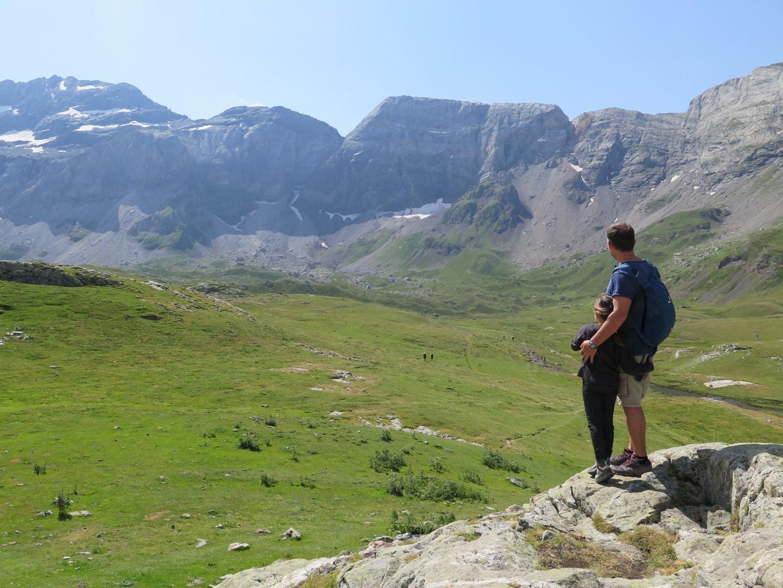 viajar con niños este verano al pirineo