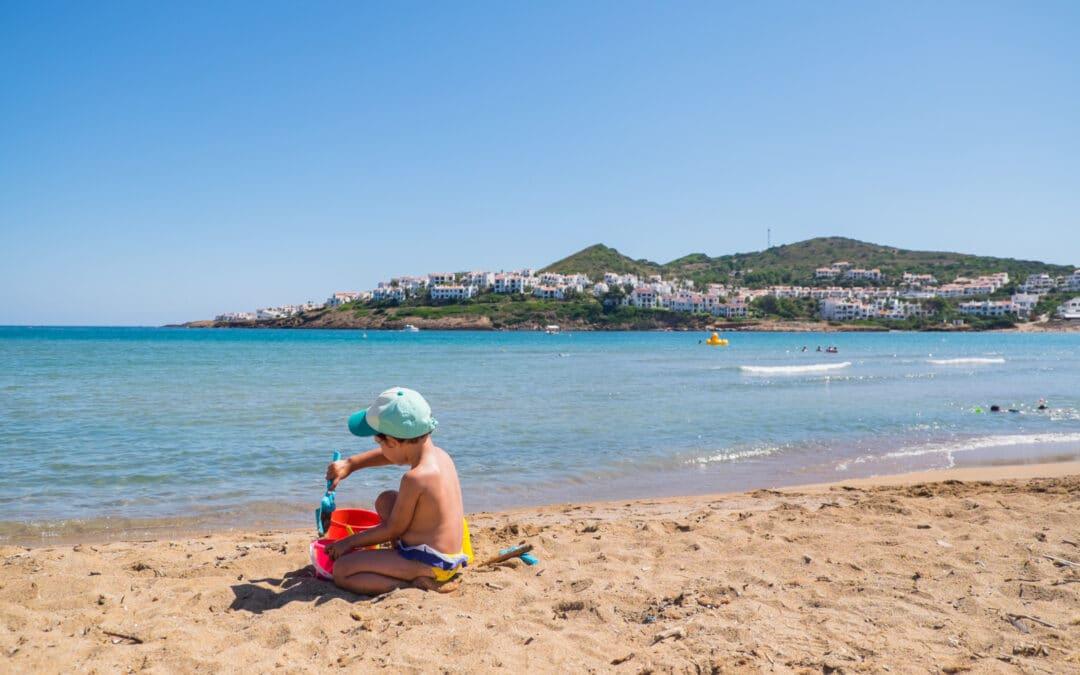 Los 10 mejores destinos para viajar con niños este verano